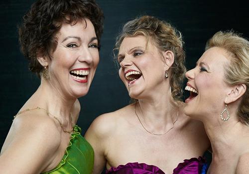 Kongelige sopraner og nytårskur