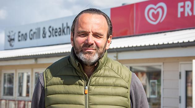 Enø Grill & Steakhouse igen sat til salg