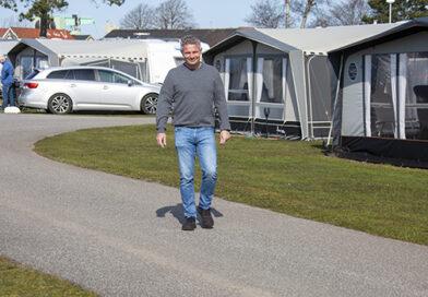 God sæsonstart for Enø Camping